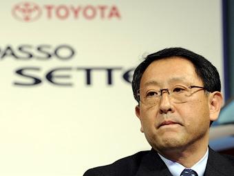 Президентом Toyota стал внук основателя компании