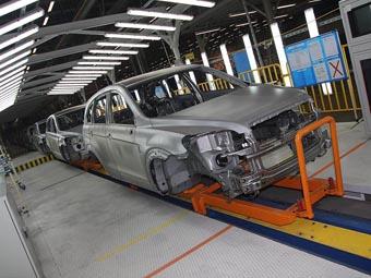 Российские заводы не выполнят планы по производству иномарок