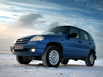 Розничные цены на Chevrolet Niva вновь выросли