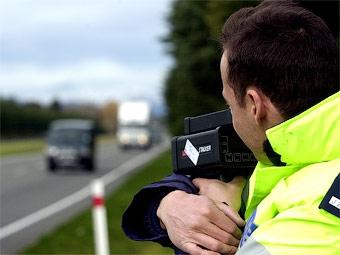 В Великобритании начнут отбирать права после второго превышения скорости