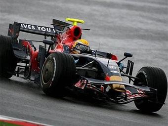 """Себастьен Буэми показал лучшее время на тестах """"Формулы-1"""" в Альгарве"""