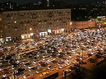 В 2008 году автопарк России увеличился на четыре миллиона автомобилей