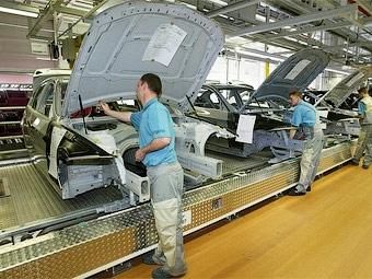 BMW сократит производство из-за падения спроса