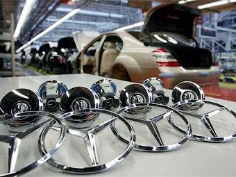 Daimler введет сокращенную рабочую неделю на двух заводах