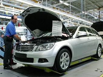 Mercedes-Benz введет сокращенную рабочую неделю сроком на три месяца