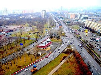 Дублер Дмитровского шоссе в Москве построят к 2012 году