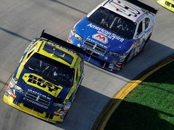 Еще две команды NASCAR Sprint Cup объединятся перед следующим сезоном