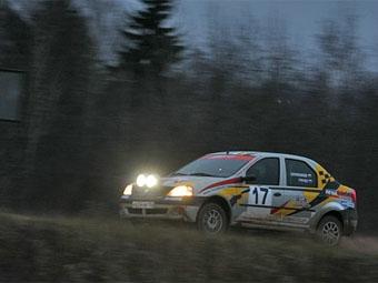 Компания Renault стала титульным спонсором раллийного первенства Renault Logan Cup