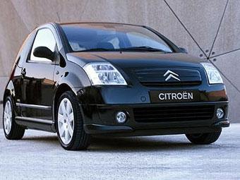 Российский дилеры Citroen перестали принимать заказы на С2