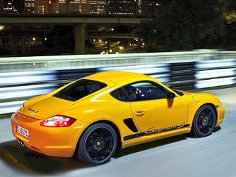 Porsche заставит спорткар Cayman S похудеть на 100 килограммов