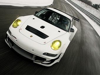 Компания Porsche обновила гоночный автомобиль GT3 RSR