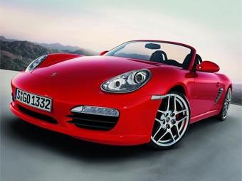 Компания Porsche обновила спорткары Boxster и Cayman