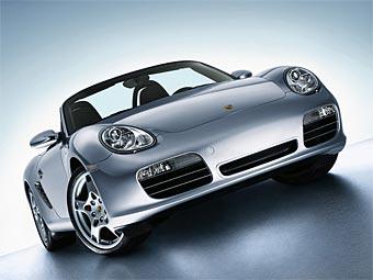 Новый Porsche Boxster получит четырехцилиндровый 200-сильный мотор