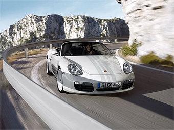 """Компания Porsche привезет в Париж """"дизайнерский"""" Boxster S"""