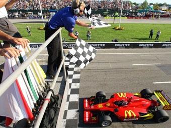Организаторы отменили гонки IRL и ALMS в Детройте