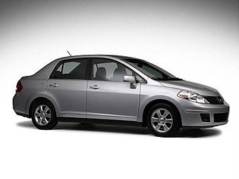Седан Nissan Versa 1.6 станет самым дешевым новым автомобилем в США