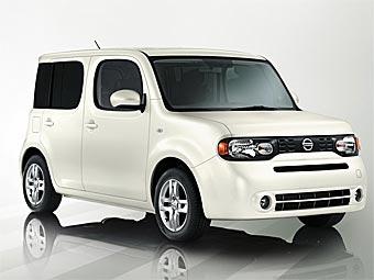 """Новый Nissan Cube станет """"глобальной"""" моделью"""