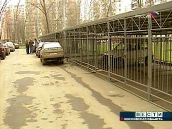 К 2020 году число паркингов  в Москве увеличится на 2,5 миллиона машиномест