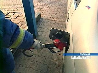 В декабре 2008 года бензин подешевел на 7,3 процента