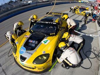 Corvette Racing опровергла слухи о закрытии программы GT1