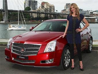 Кризис помешал GM вывести марку Cadillac на австралийский рынок