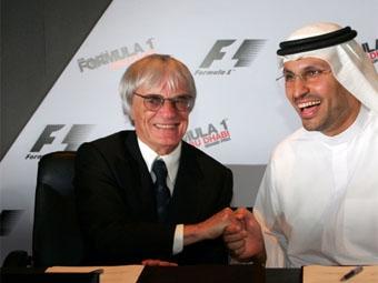 Берни Экклстоун пообещал провести Гран-при Индии в 2011 году