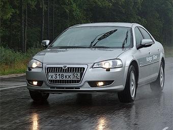 Нижегородские таксопарки закупят Volga Siber для поддержки завода ГАЗ