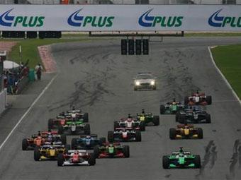 Организаторы отменили гонку A1GP в Джакарте