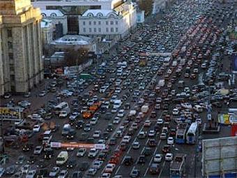 В декабре 2008 года производство автомобилей в РФ сократилось на 16 процентов
