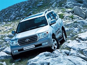 В 2008 году продажи Toyota в России выросли на 30 процентов