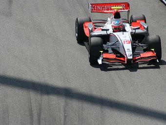Команда FMSI назвала состав своей команды на третий этап GP2 Asia
