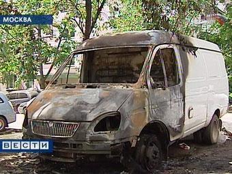 К уголовной ответственности за поджог автомобилей привлекли 40 студентов