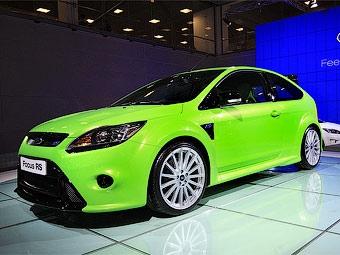 В Германии началось производство 300-сильного Ford Focus RS