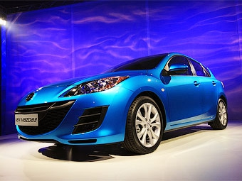 Новая Mazda3 MPS дебютирует на моторшоу в Женеве
