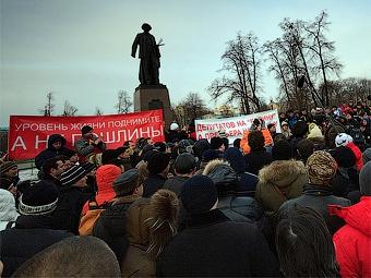 Автомобилисты подали в суд на власти Москвы из-за запрета на проведение митинга