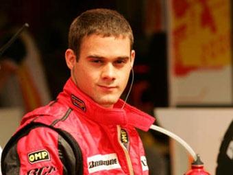 Соперником Михаила Алешина станет гонщик GP2 Series