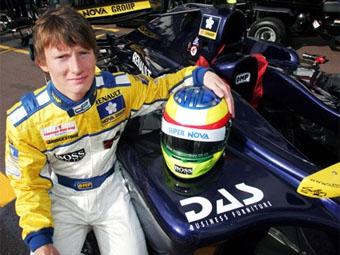 """Чемпион британской """"Формулы-3"""" выступит в IndyCar Series"""