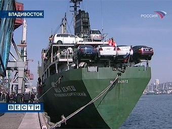 Правительство Японии выступило против повышения пошлин на иномарки в России