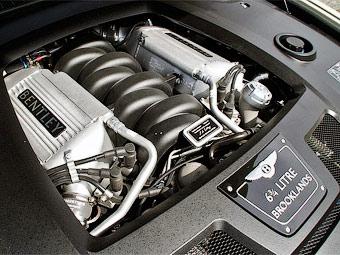 Bentley отметит 50-летие с момента появления своего первого V8
