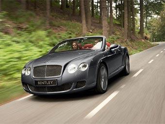Кабриолет Bentley Continental GTC получил 600-сильную версию