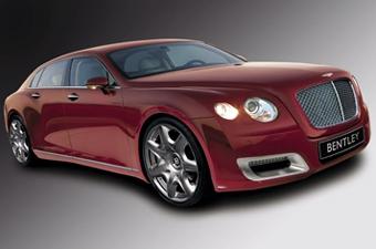 В Bentley решили делать машины экономичнее