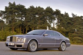 Спрос на новое купе Bentley в шесть раз превысил запланированные объемы