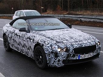 Компания BMW начала испытания нового кабриолета 6-Series
