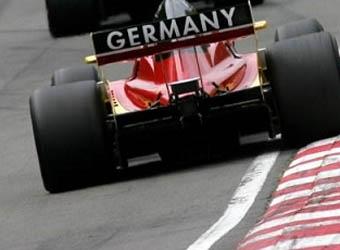 Сборная Германии отложила возвращение в A1GP