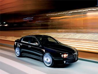 Alfa Romeo 159 получит версию с 200-сильным турбомотором