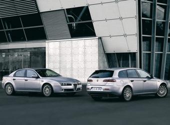 Alfa Romeo обновила модель 159