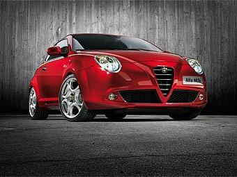 Самую мощную версию хэтчбека Alfa Romeo Mi.To покажут в Женеве