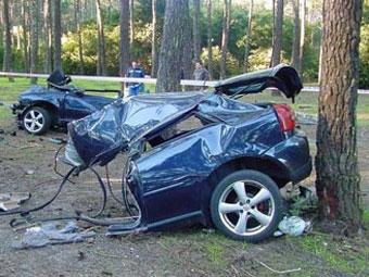 В Москве смертность в авариях снизилась на 25 процентов