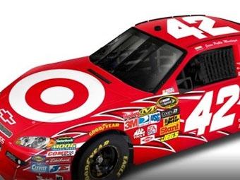 Новым спонсором Монтойи стала компания Target