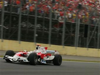 """Toyota останется в """"Формуле-1"""" несмотря на кризис"""